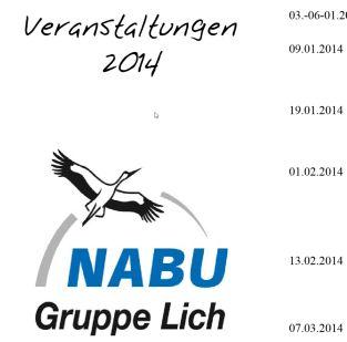 Veranstaltungen 2013 Thumbnail